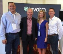Lord Francis Maude with Invotra at Code for America Summit 2016
