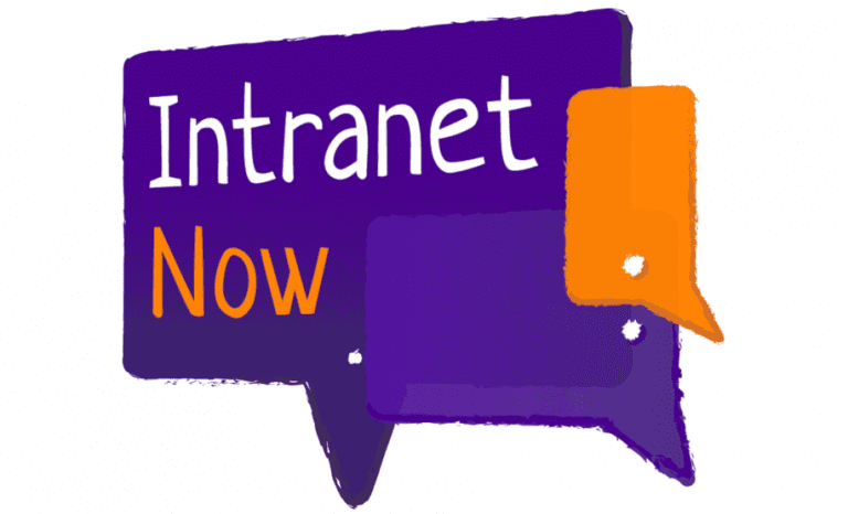 Intranet now logo