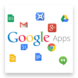 Google Applications (G-Suite) logo