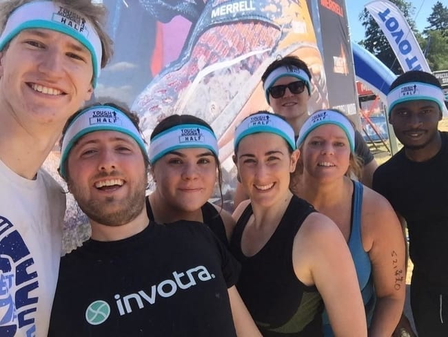 Tough mudder 2018 photo