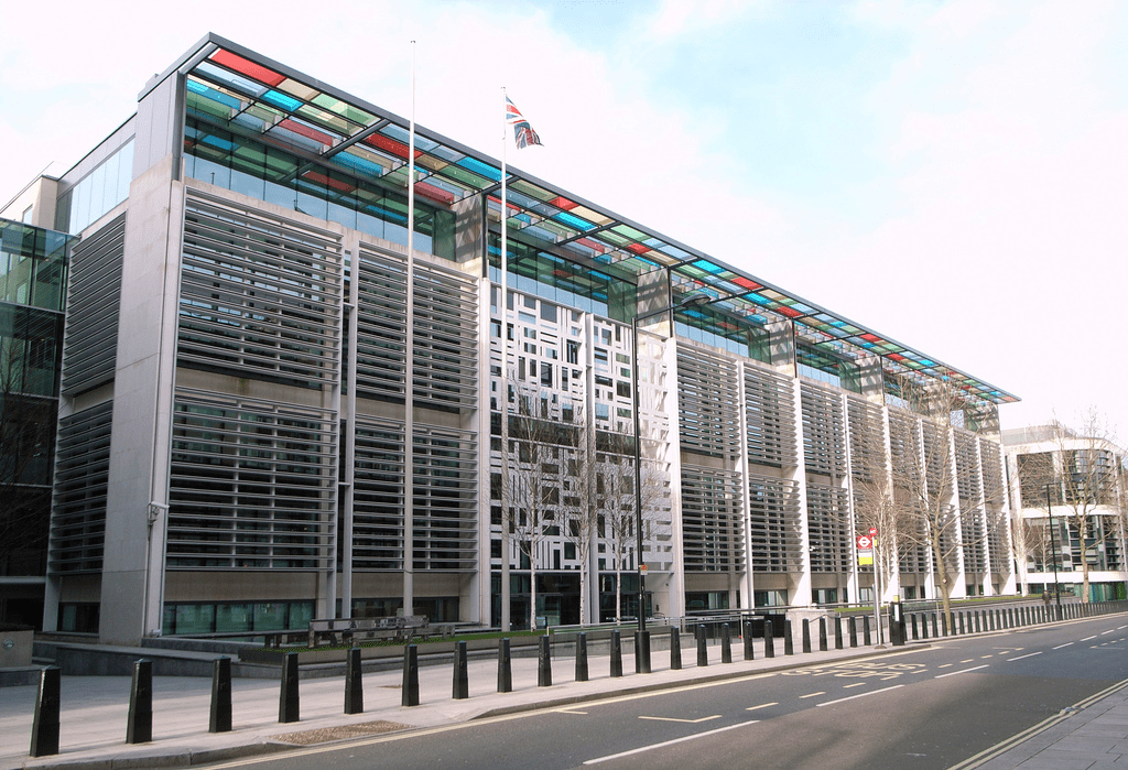 The Home Office, London