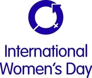 International Womens Day logo 2019
