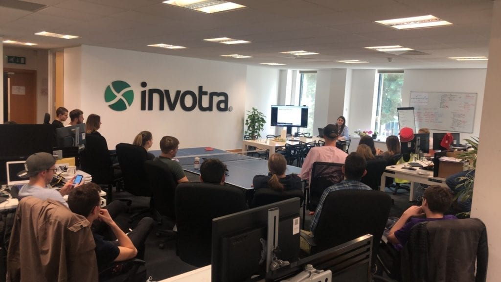 invotra group session security awareness