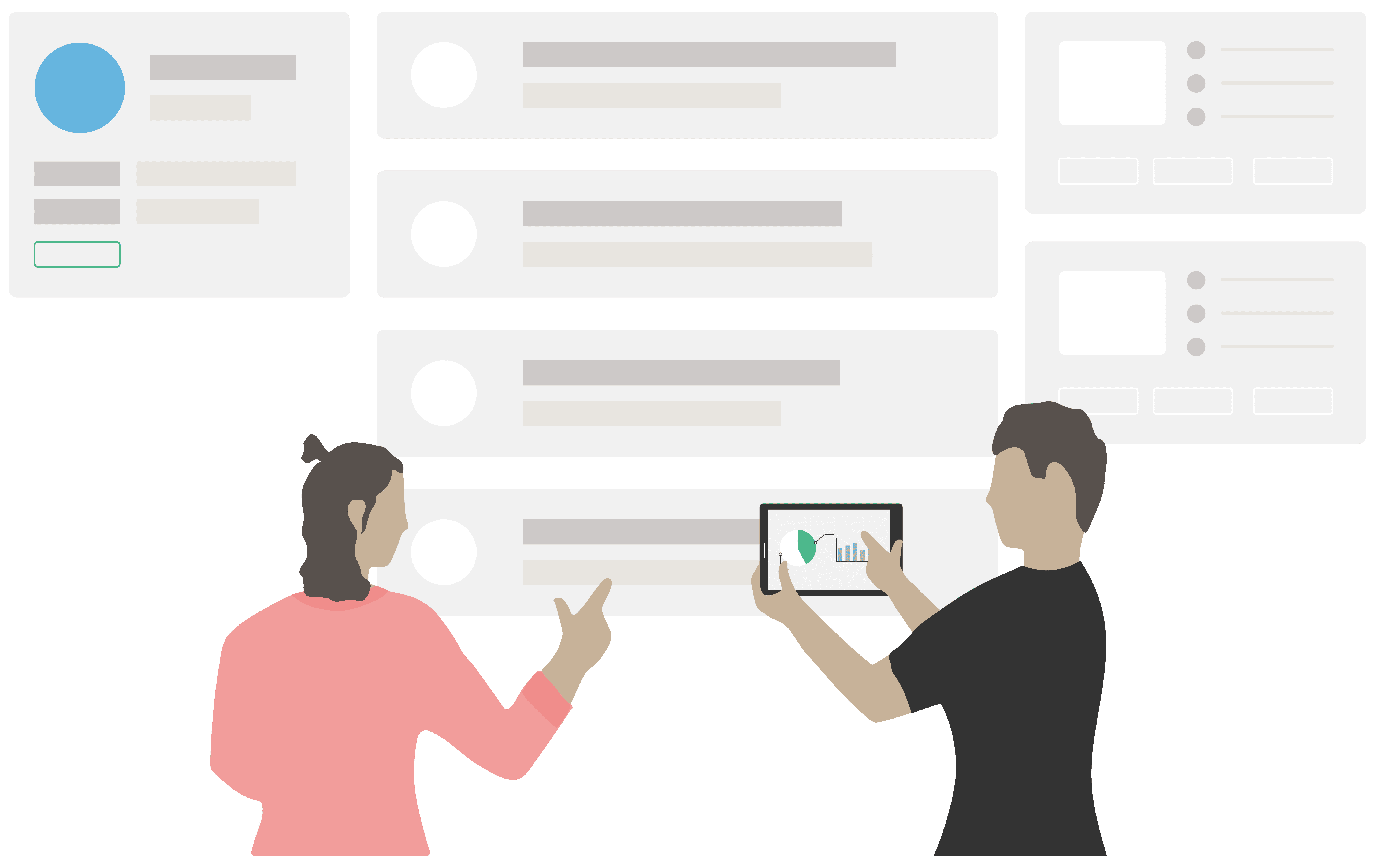 Pricing page illustration