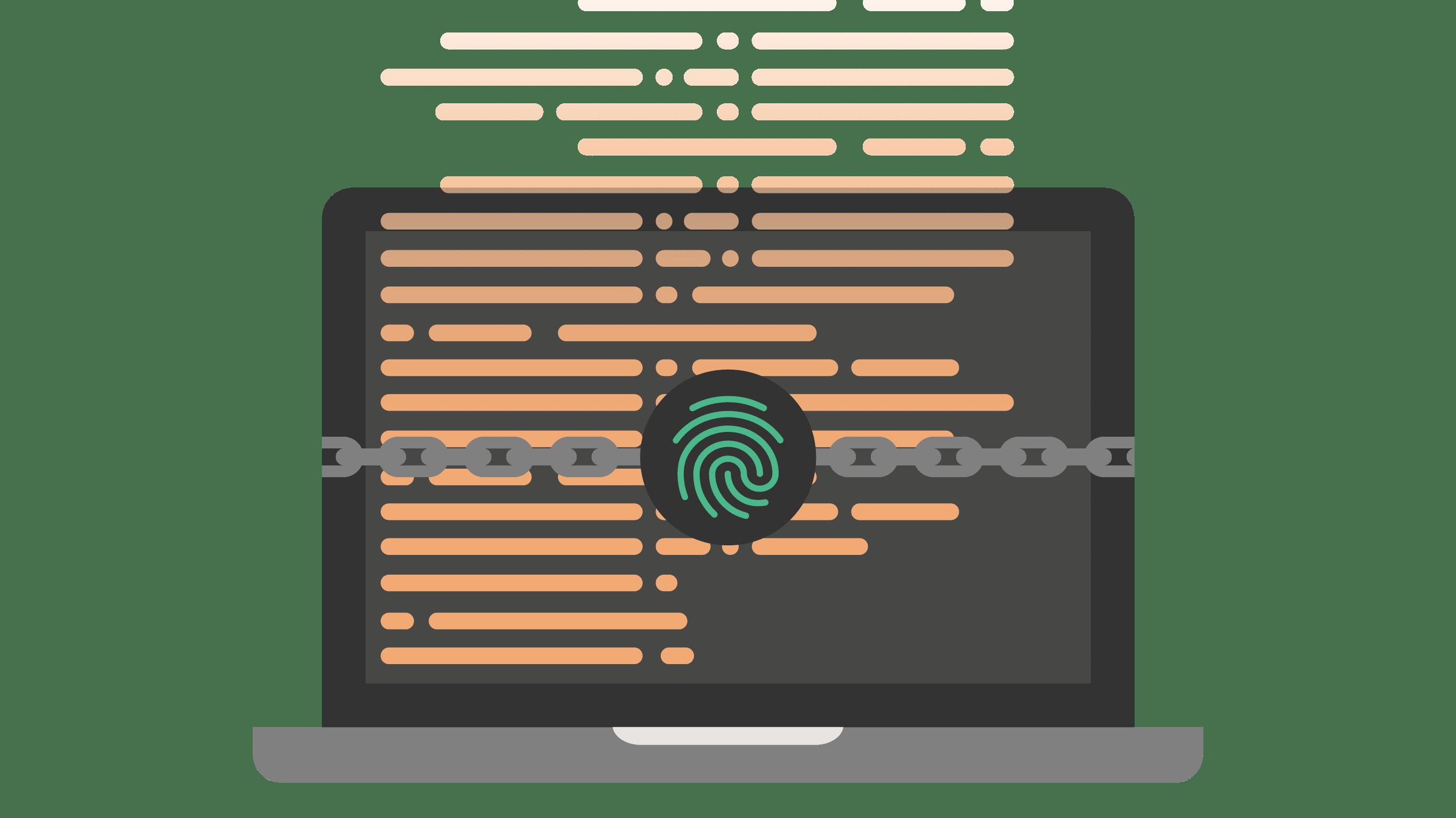 Intranet security illustration