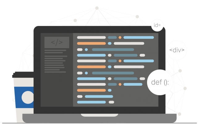 Invotra Developer illustration
